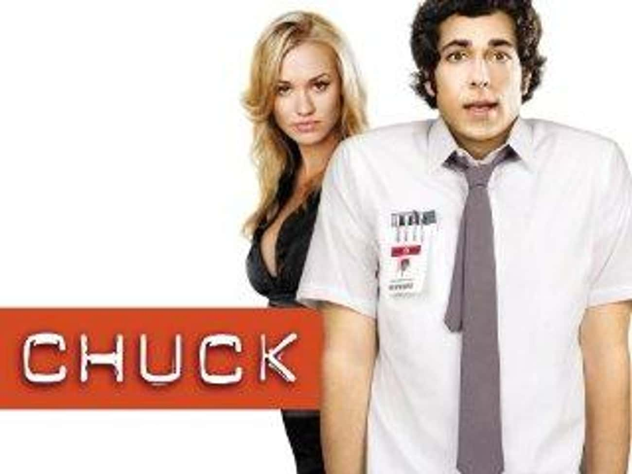 Chuck Season 1 is listed (or ranked) 3 on the list The Best Seasons of Chuck