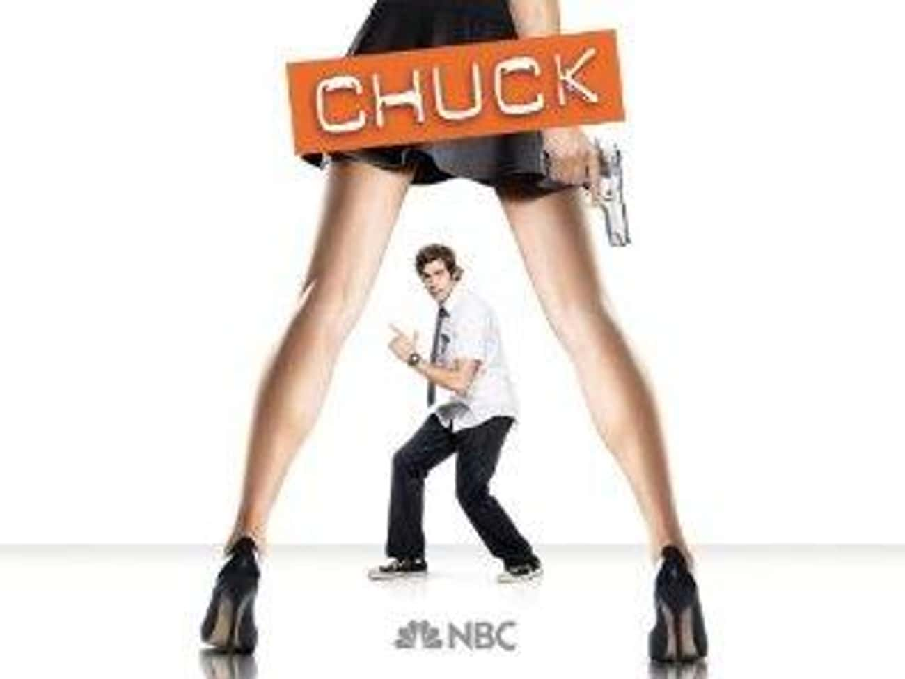 Chuck Season 2 is listed (or ranked) 2 on the list The Best Seasons of Chuck