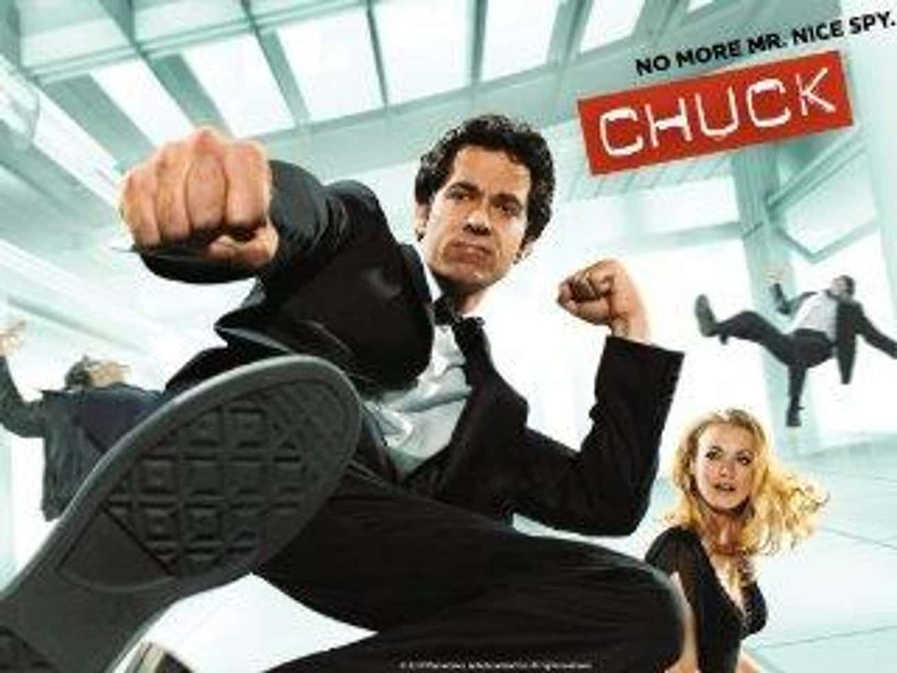 Chuck Season 3 is listed (or ranked) 1 on the list The Best Seasons of Chuck