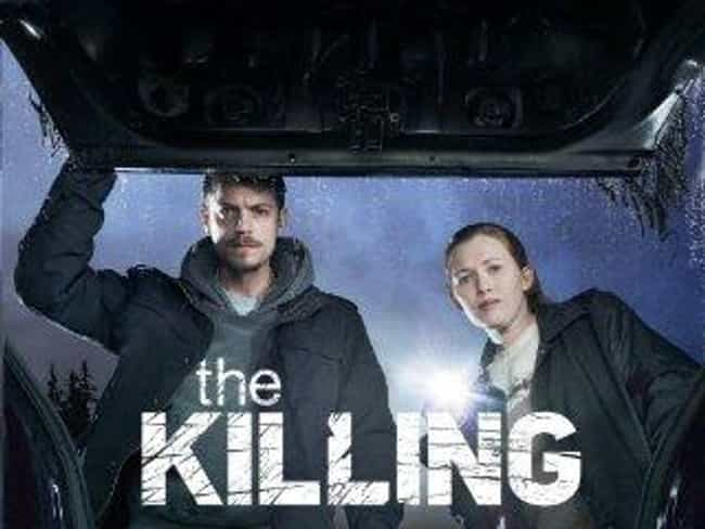 The Killing Season 1 is listed (or ranked) 1 on the list The Best Seasons of The Killing
