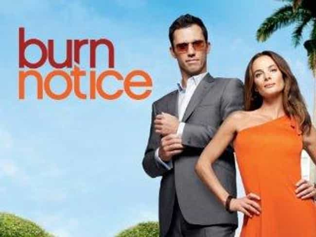 Burn Notice Season 2 is listed (or ranked) 1 on the list The Best Seasons of Burn Notice