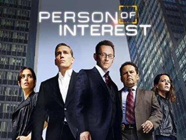 Person of Interest Seaso... is listed (or ranked) 3 on the list The Best Seasons of Person of Interest
