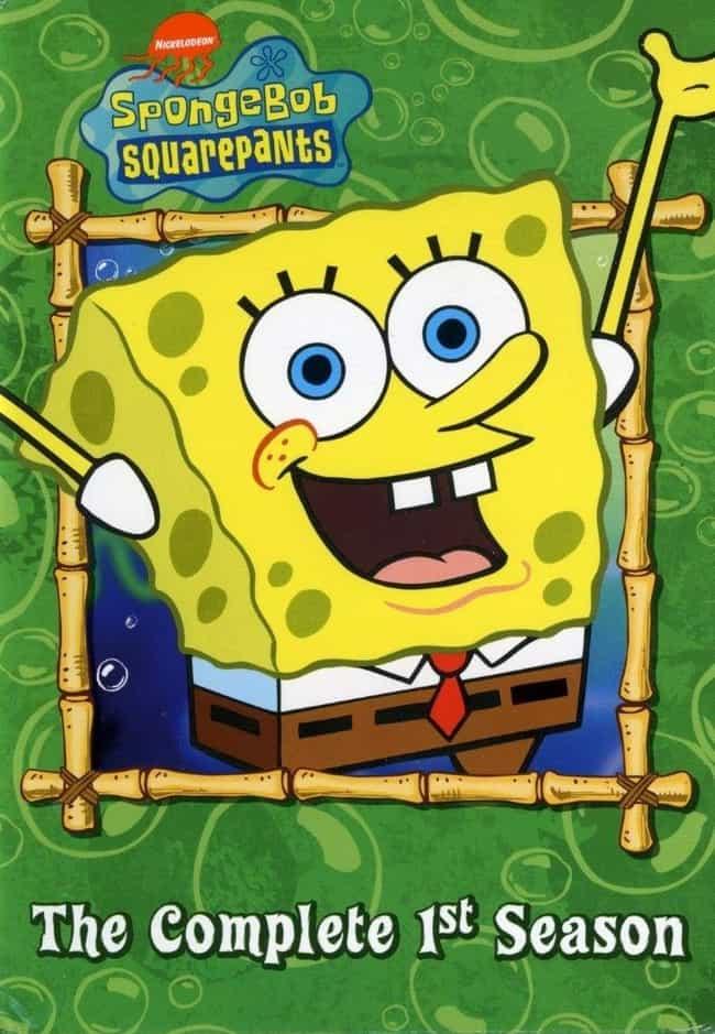 SpongeBob SquarePants - ... is listed (or ranked) 1 on the list The Best Seasons of 'SpongeBob SquarePants'