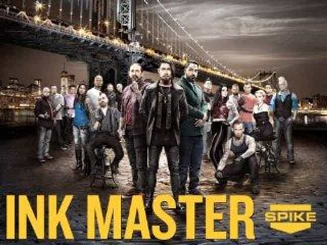 Ink Master Season 4 is listed (or ranked) 1 on the list The Best Seasons of Ink Master