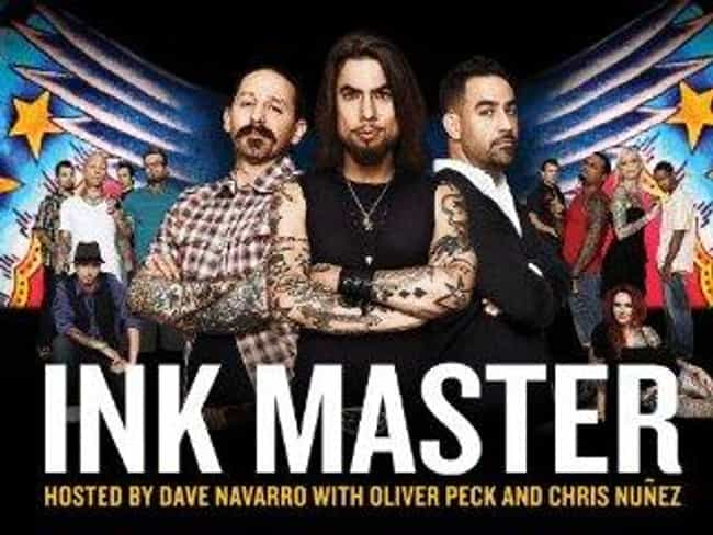Ink Master Season 1 is listed (or ranked) 4 on the list The Best Seasons of Ink Master