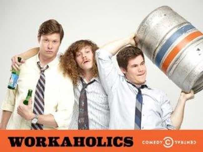 Workaholics Season 3 is listed (or ranked) 1 on the list The Best Seasons of Workaholics