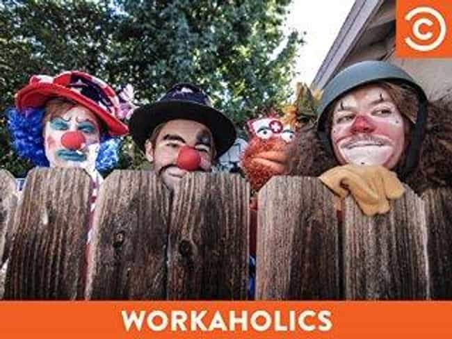 Workaholics Season 2 is listed (or ranked) 3 on the list The Best Seasons of Workaholics