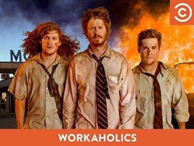 Workaholics Season 5 is listed (or ranked) 4 on the list The Best Seasons of Workaholics