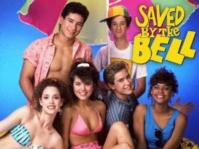 Saved by the Bell Season... is listed (or ranked) 3 on the list The Best Seasons of Saved by the Bell