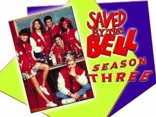 Saved by the Bell Season... is listed (or ranked) 4 on the list The Best Seasons of Saved by the Bell