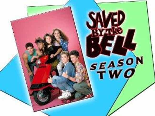 Saved by the Bell Season... is listed (or ranked) 2 on the list The Best Seasons of Saved by the Bell
