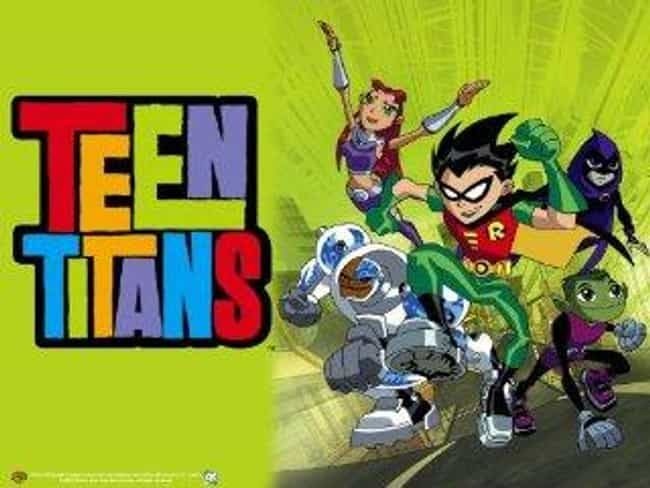 Teen Titans Season 1 is listed (or ranked) 3 on the list The Best Seasons of Teen Titans
