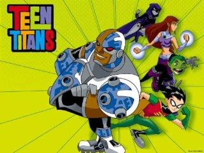 Teen Titans Season 4 is listed (or ranked) 1 on the list The Best Seasons of Teen Titans