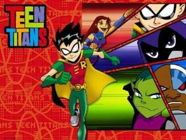 Teen Titans Season 5 is listed (or ranked) 4 on the list The Best Seasons of Teen Titans