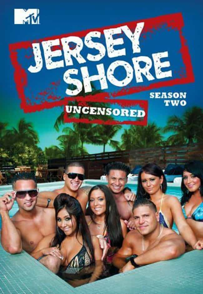 Jersey Shore Season 2 is listed (or ranked) 3 on the list The Best Seasons of 'Jersey Shore'