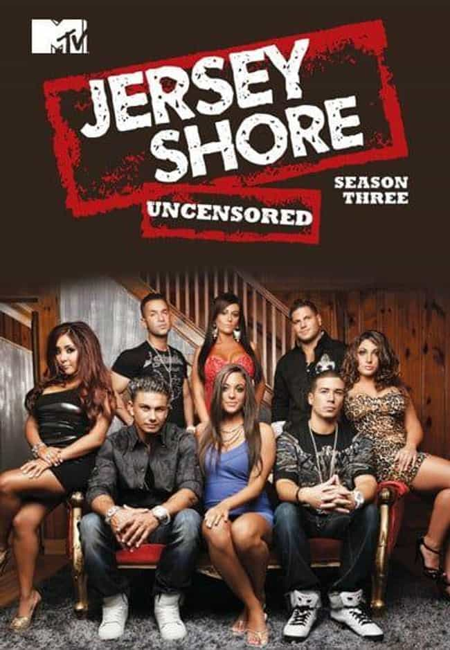 Jersey Shore Season 3 is listed (or ranked) 1 on the list The Best Seasons of 'Jersey Shore'