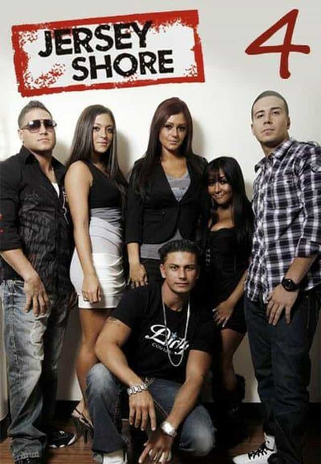 Jersey Shore Season 4 is listed (or ranked) 4 on the list The Best Seasons of 'Jersey Shore'