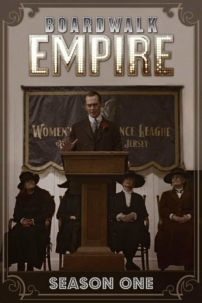Boardwalk Empire - Seaso... is listed (or ranked) 3 on the list The Best Seasons of 'Boardwalk Empire'