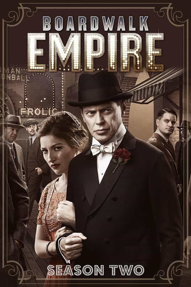 Boardwalk Empire - Seaso... is listed (or ranked) 2 on the list The Best Seasons of 'Boardwalk Empire'