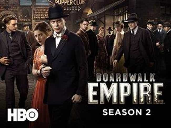 Boardwalk Empire Season 2 is listed (or ranked) 2 on the list The Best Seasons of Boardwalk Empire