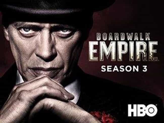 Boardwalk Empire Season 3 is listed (or ranked) 1 on the list The Best Seasons of Boardwalk Empire