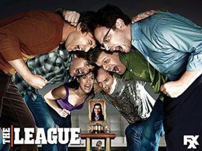 The League Season 2 is listed (or ranked) 1 on the list The Best Seasons of The League