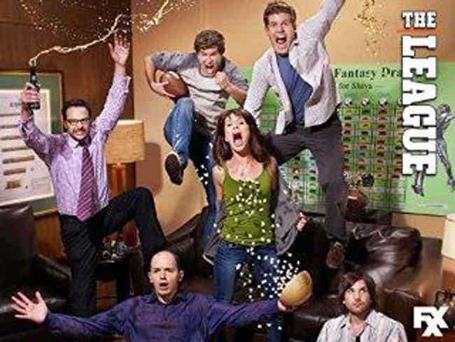 The League Season 1 is listed (or ranked) 3 on the list The Best Seasons of The League