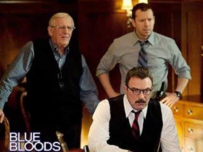 Blue Bloods Season 5 is listed (or ranked) 2 on the list The Best Seasons of Blue Bloods