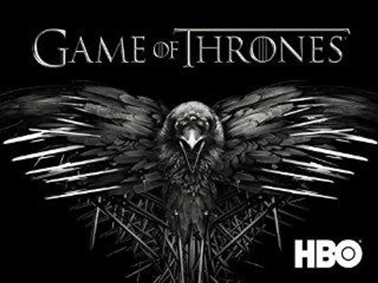 Game of Thrones Season 4 is listed (or ranked) 1 on the list After Thousands Of Votes, Here Are The Best Seasons Of Game Of Thrones According To Fans