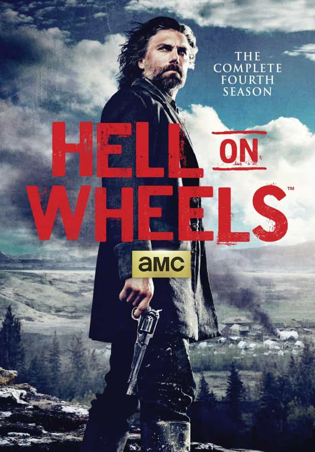 Hell on Wheels - Season ... is listed (or ranked) 4 on the list The Best Seasons of Hell on Wheels