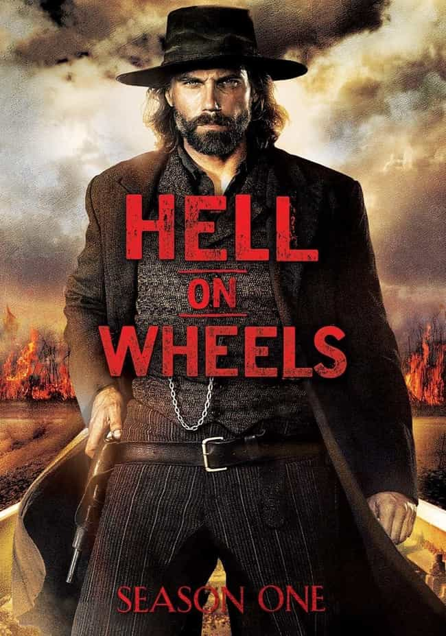 Hell on Wheels - Season ... is listed (or ranked) 2 on the list The Best Seasons of Hell on Wheels