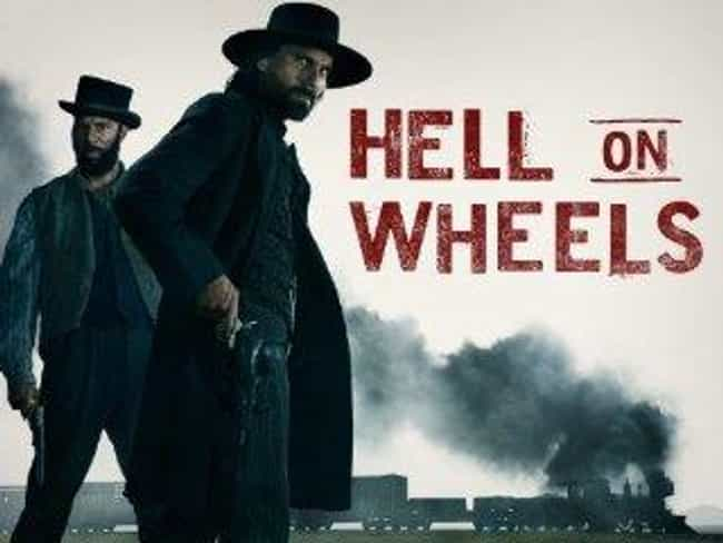 Hell on Wheels Season 1 ... is listed (or ranked) 2 on the list The Best Seasons of Hell on Wheels