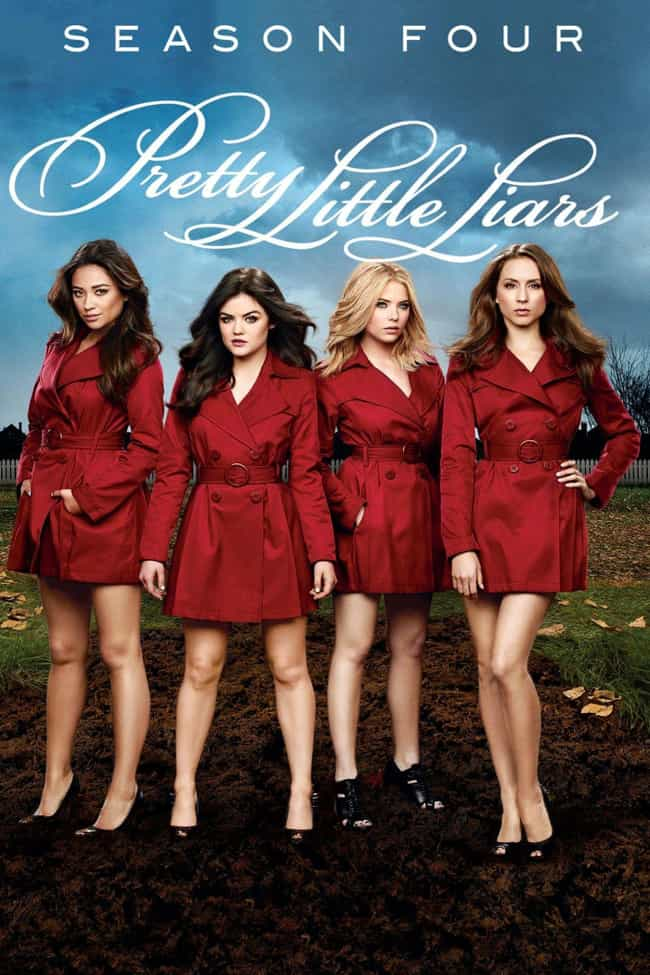Pretty Little Liars - Se... is listed (or ranked) 2 on the list The Best Seasons of 'Pretty Little Liars'