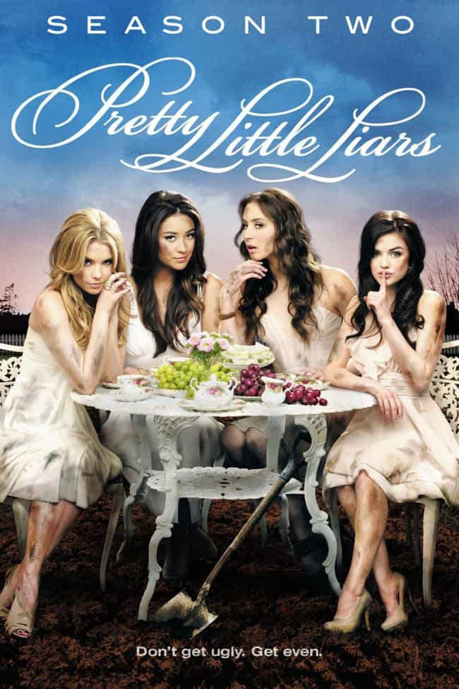 Pretty Little Liars - Se... is listed (or ranked) 1 on the list The Best Seasons of 'Pretty Little Liars'