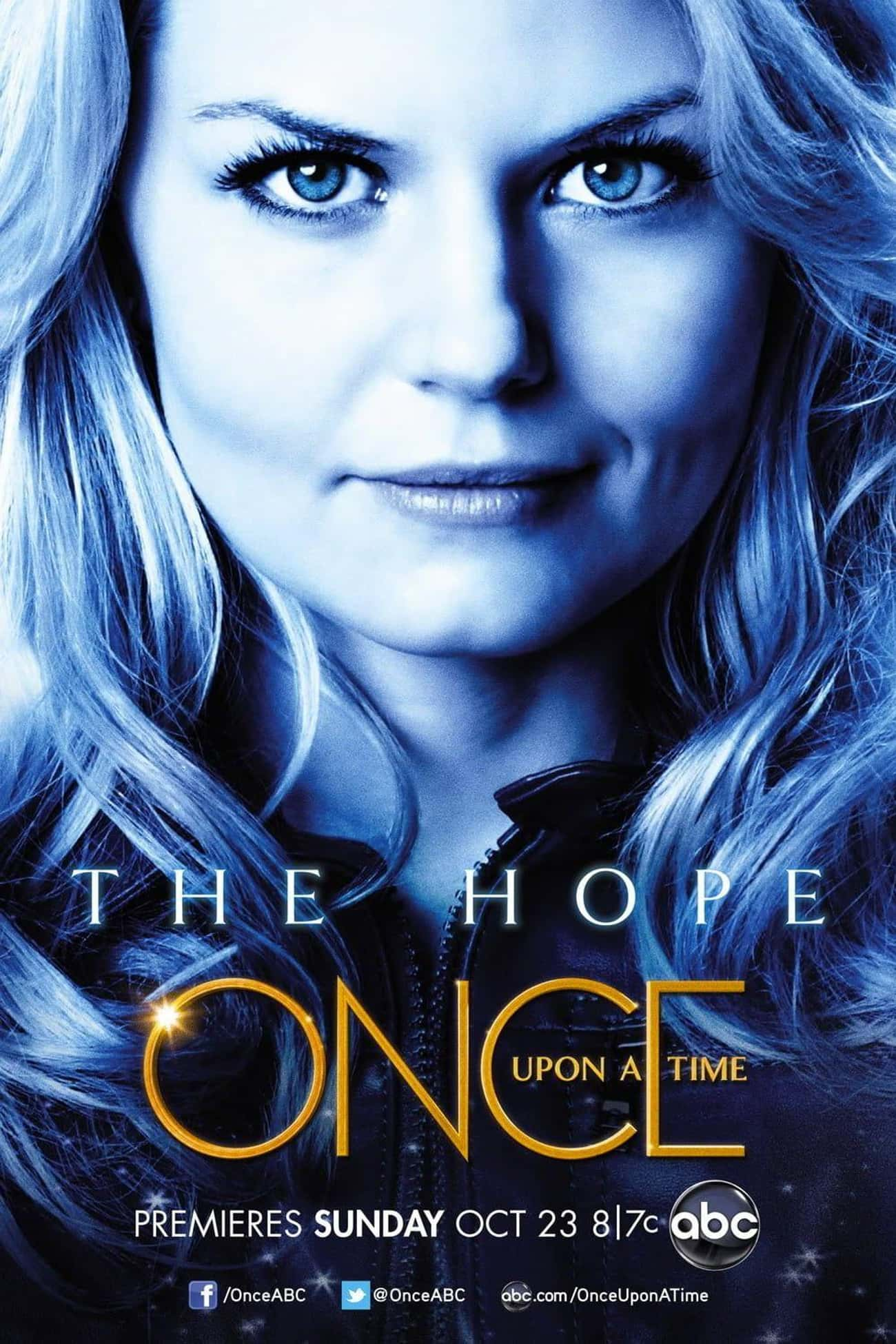 Once Upon a Time - Season 1 is listed (or ranked) 2 on the list The Best Seasons of Once Upon a Time