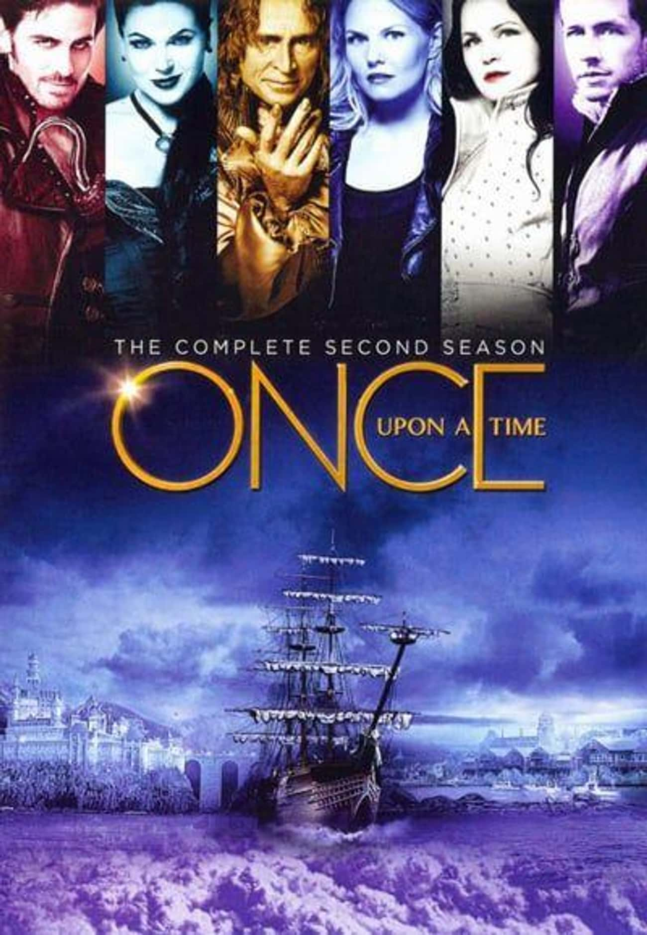 Once Upon a Time - Season 2 is listed (or ranked) 3 on the list The Best Seasons of Once Upon a Time