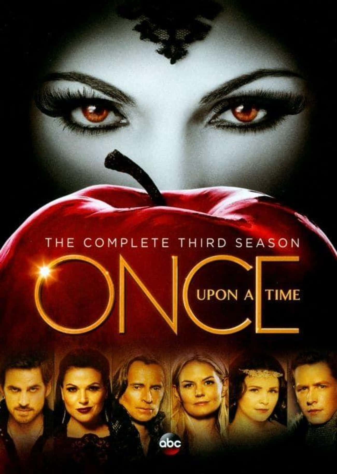 Once Upon a Time - Season 3 is listed (or ranked) 1 on the list The Best Seasons of Once Upon a Time