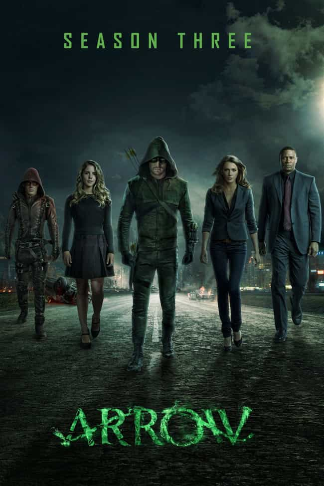 Arrow - Season 3 is listed (or ranked) 3 on the list The Best Seasons of 'Arrow'