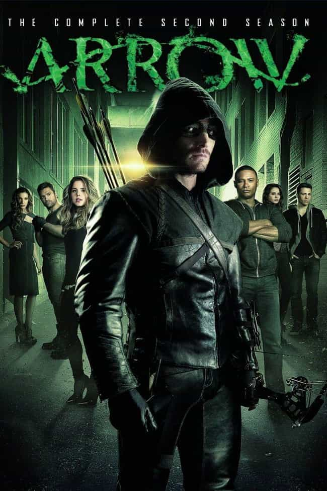 Arrow - Season 2 is listed (or ranked) 1 on the list The Best Seasons of 'Arrow'