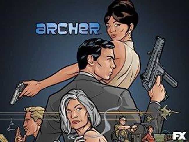 Archer Season 3 is listed (or ranked) 3 on the list The Best Seasons of Archer