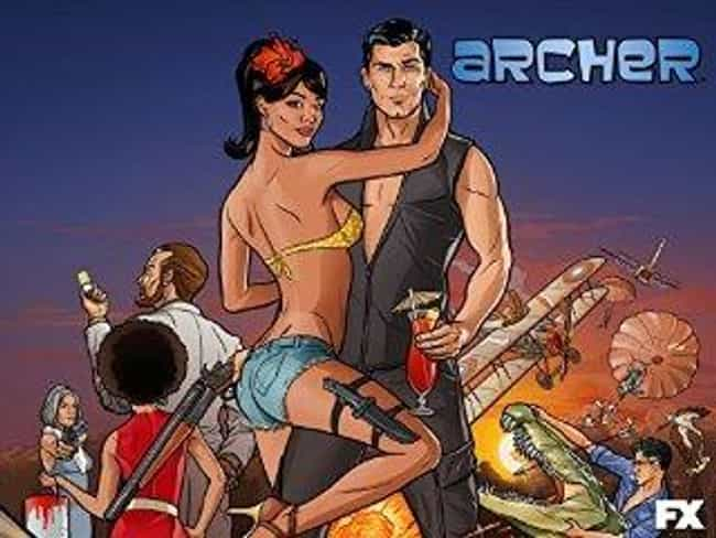 Archer Season 2 is listed (or ranked) 1 on the list The Best Seasons of Archer