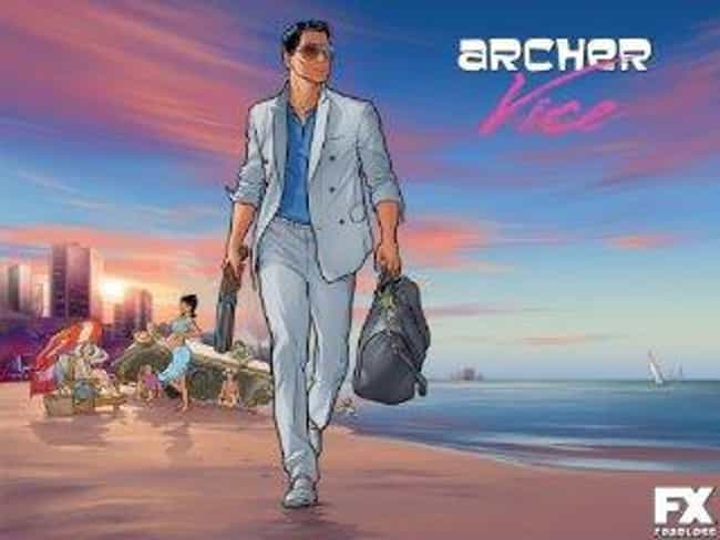 Archer Season 5 is listed (or ranked) 4 on the list The Best Seasons of Archer