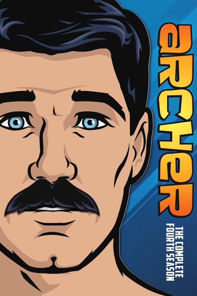 Archer - Season 4 is listed (or ranked) 3 on the list The Best Seasons of 'Archer'