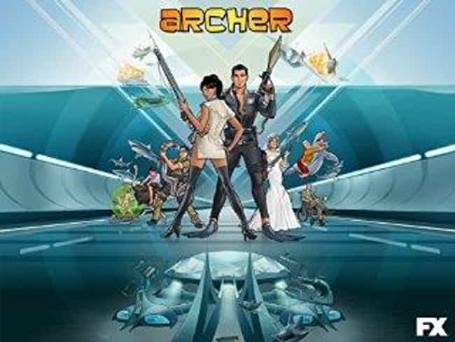 Archer Season 4 is listed (or ranked) 2 on the list The Best Seasons of Archer