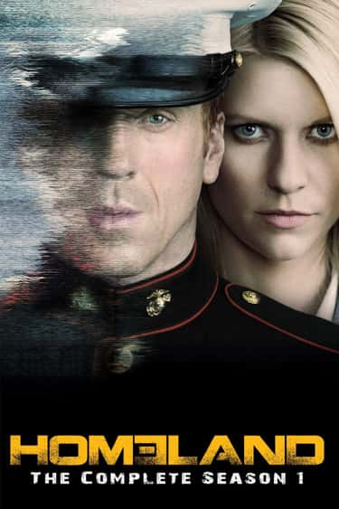 Homeland - Season 1 is listed (or ranked) 1 on the list The Best Seasons of Homeland