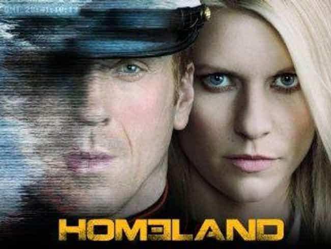 Homeland Season 1 is listed (or ranked) 1 on the list The Best Seasons of Homeland
