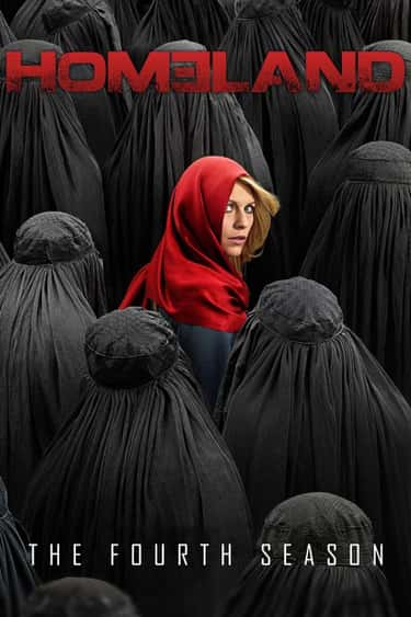 Homeland - Season 4 is listed (or ranked) 2 on the list The Best Seasons of Homeland