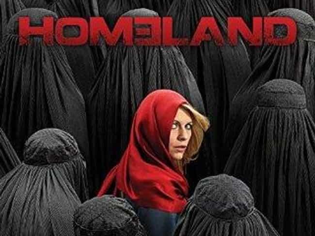Homeland Season 4 is listed (or ranked) 2 on the list The Best Seasons of Homeland