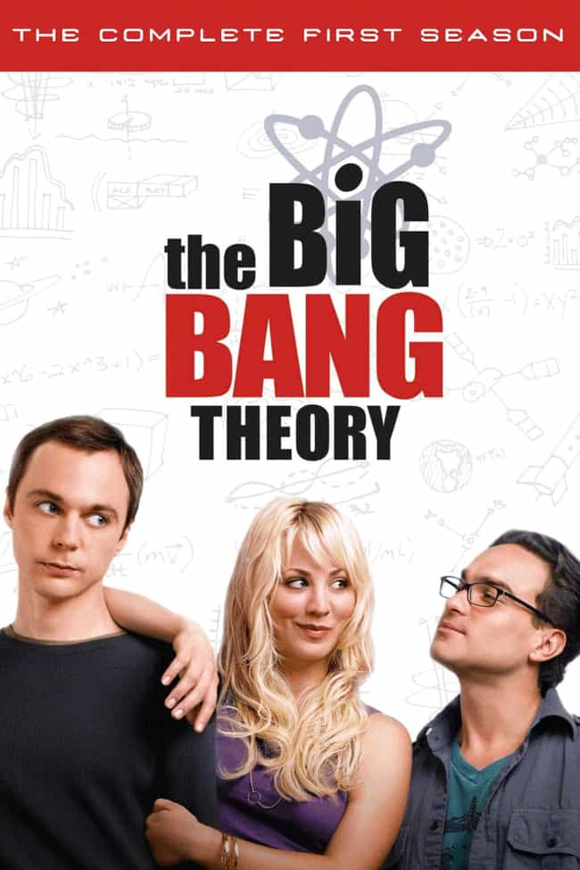 The Big Bang Theory - Se... is listed (or ranked) 3 on the list The Best Seasons of 'The Big Bang Theory'