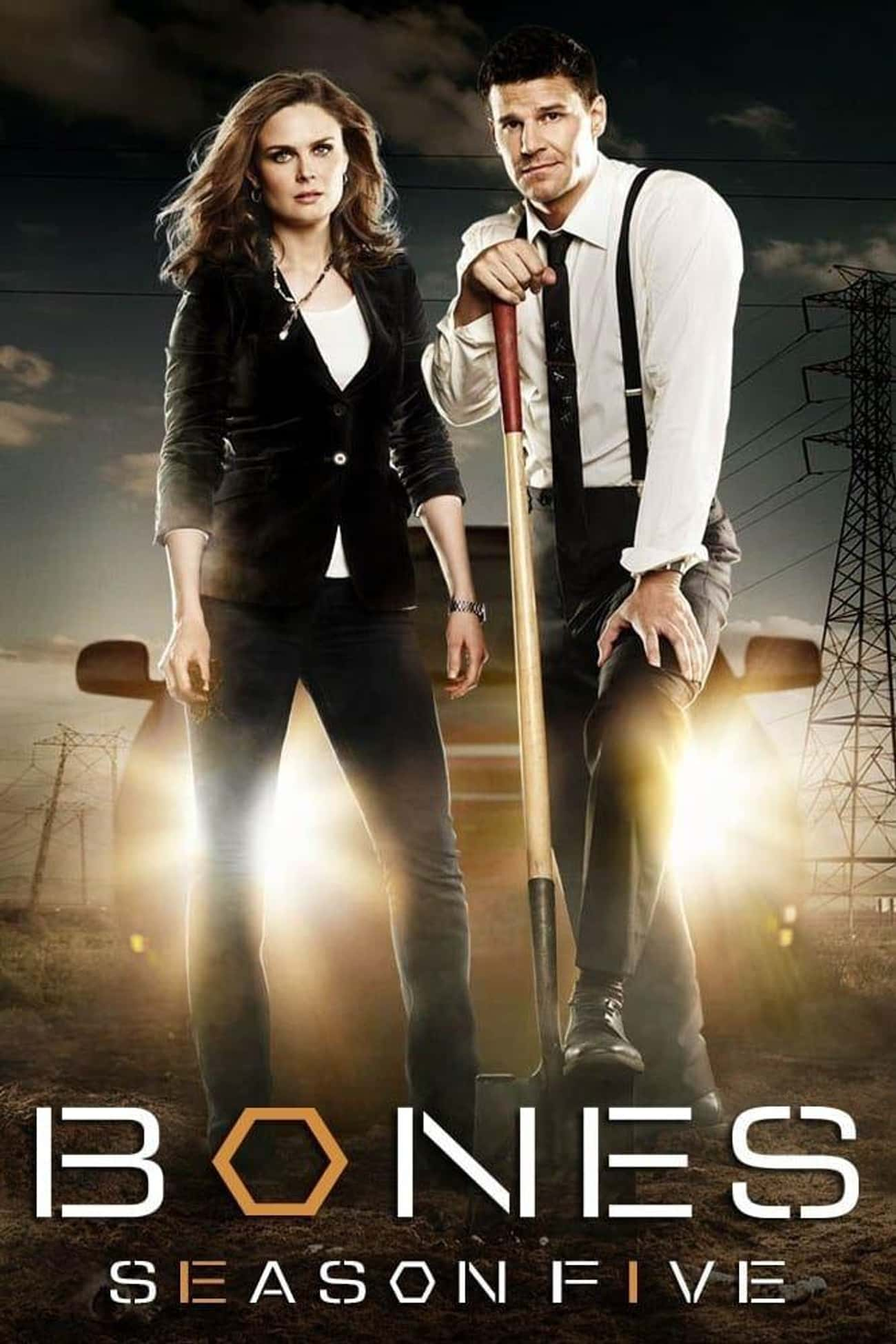 Bones - Season 5 is listed (or ranked) 4 on the list The Best Seasons of 'Bones'